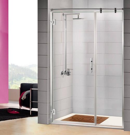 Mamparas de ducha bisagra rotativa aluminios moncloa for Bisagra para mampara de ducha