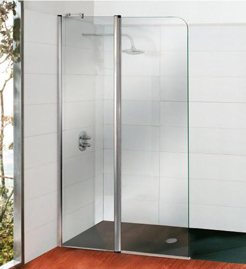 Mamparas de ducha gama vaiven aluminios moncloa fabrica montadores instaladores madrid - Mampara ducha madrid ...
